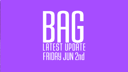 BAG Latest Update